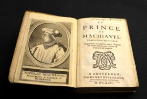 Fyrsten av Machiavelli